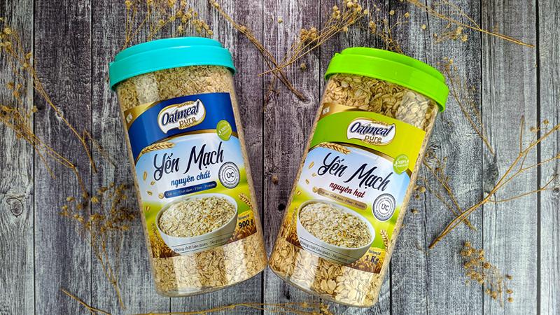 yến mạch úc oatmeal