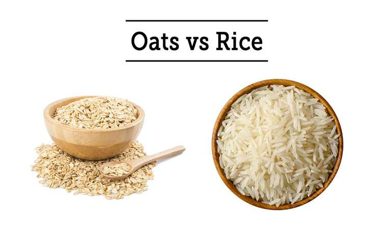 Yến mạch có tốt hơn gạo không ?