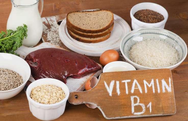 Lợi ích của vitamin B1 đối với cơ thể