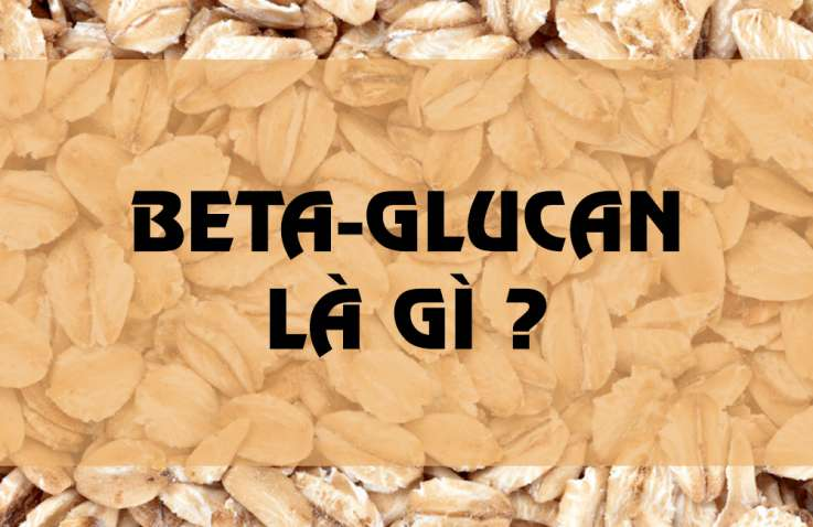 Beta-glucan trong yến mạch có lợi ích gì ?