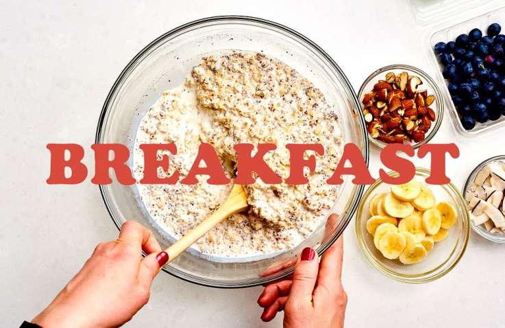 Những lợi ích khi ăn sáng bằng yến mạch