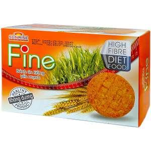 Bánh ăn kiêng yến mạch nguyên chất FINE